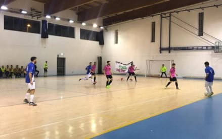 Calcio a 5 Serie D: Atletico No Borders-Cus Camerino 4-7